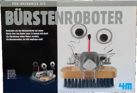 Bürstenroboter