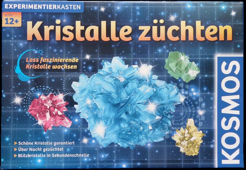 Kristalle züchten