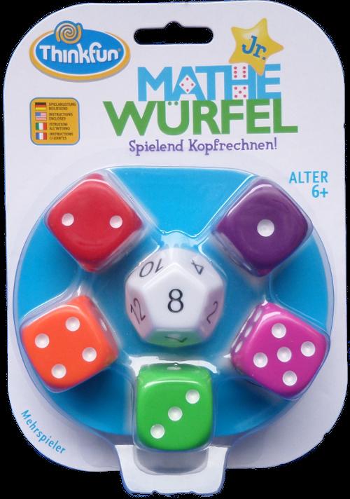 Mathe Würfel