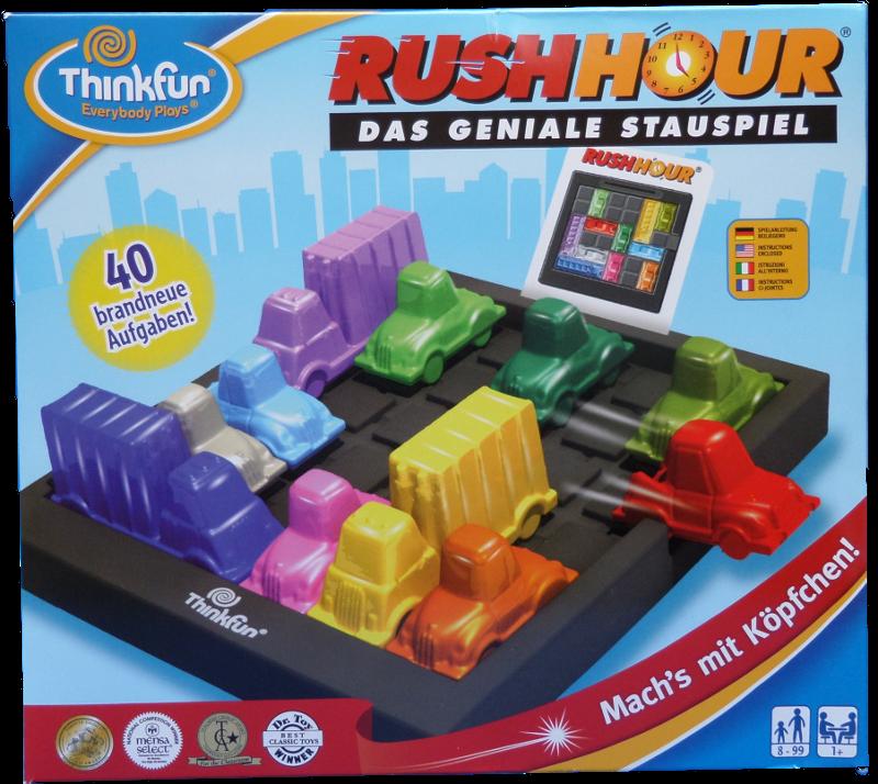 RushHour, das geniale Stauspiel