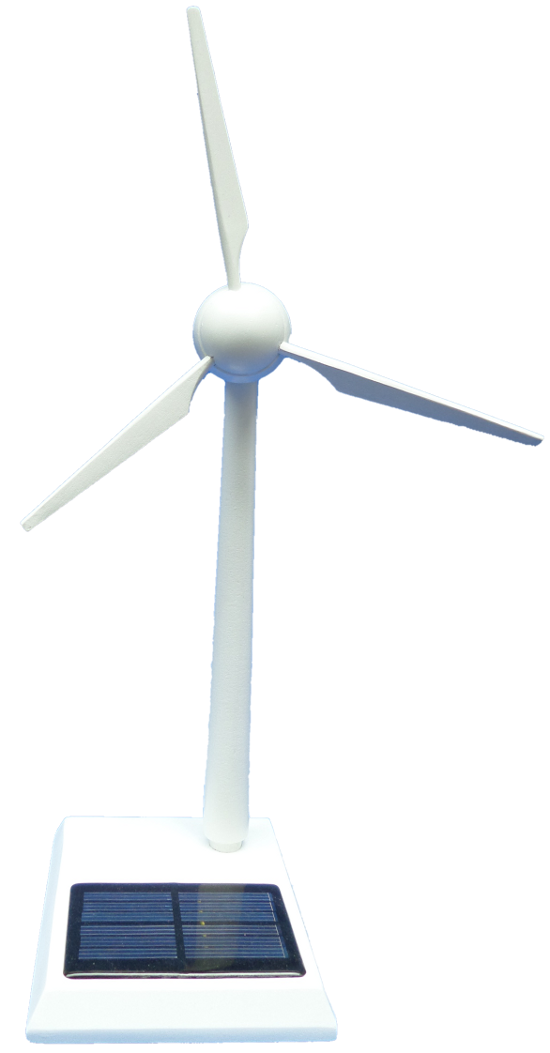 Solarwindmühle