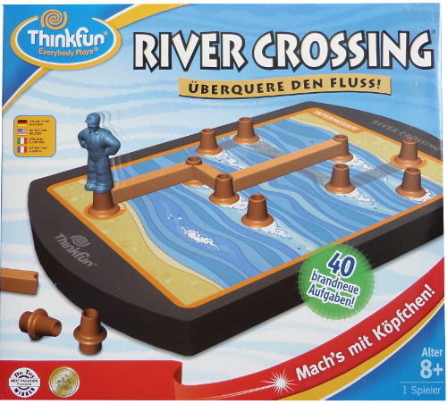 River Crossing Strategiespiel