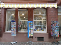 Shop von Aussen